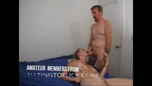 Gorgeous stockings milf jerks her main fuckhole
